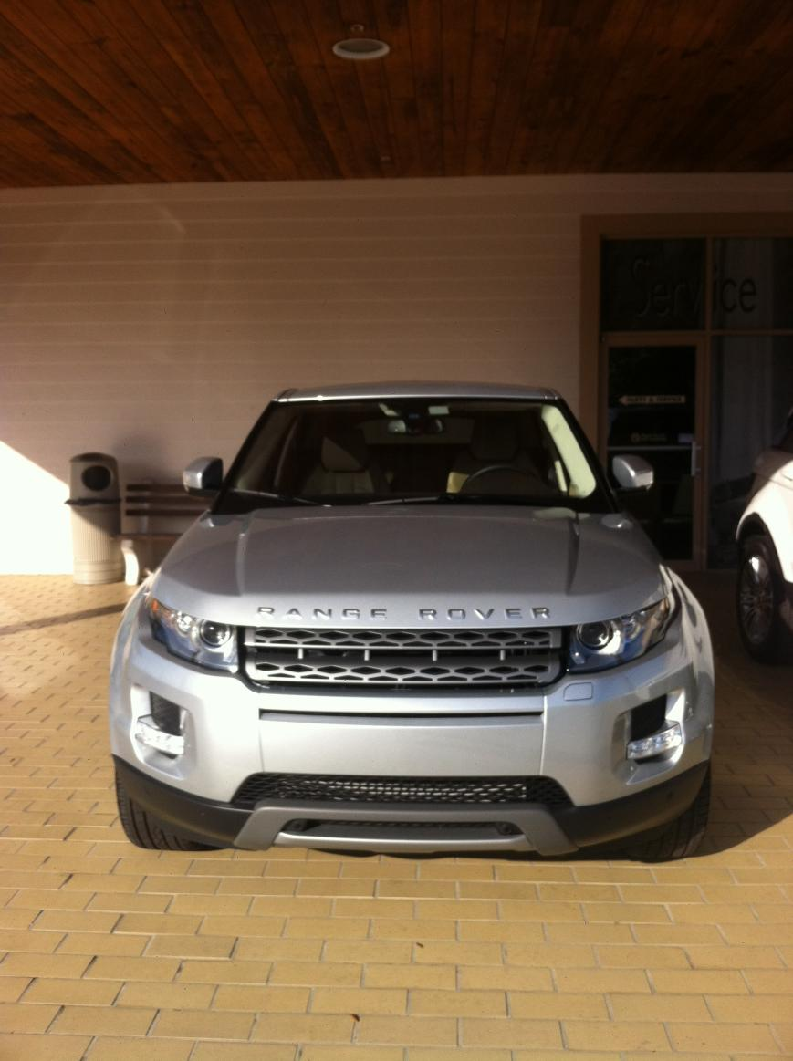 2012 Evoque Pure Premium For Sale