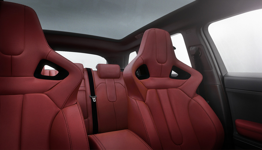 Evoque Dynamic Pack Dynamic Plus Pack Seats in