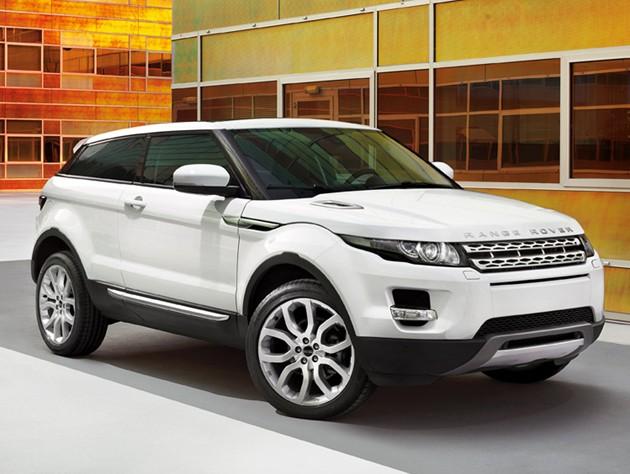 2012 Range Rover Evoque Fuel Economy Annouced